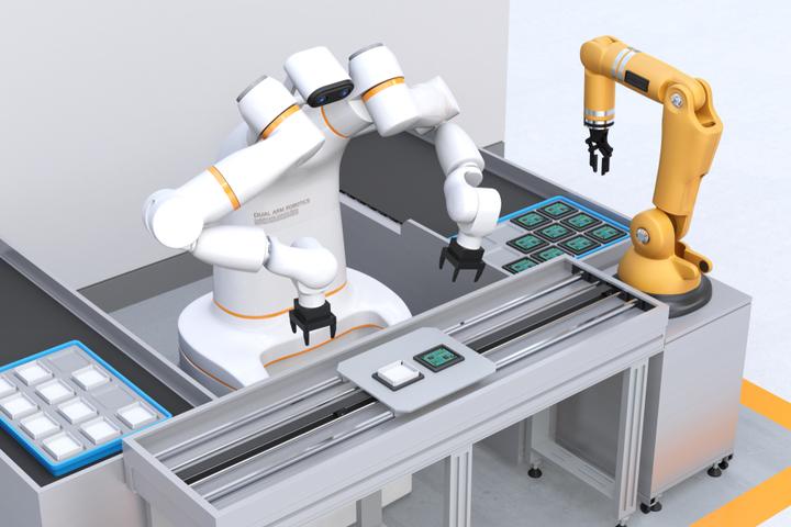 Cobot: Fremtidens industri sikres med coboter